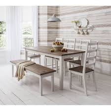 country dining set bench  awesome dining room dining room country style kitchen table sets with