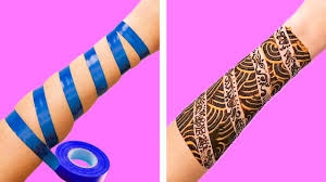 <b>15</b> SIMPLE AND COOL <b>HENNA</b> IDEAS FOR SUMMER - YouTube