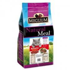 <b>Meglium</b> (15 кг) <b>Cat Adult</b> — Говядина в Сочи (147 товаров) 🥇