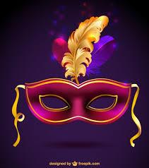 Resultado de imagem para máscaras de carnaval