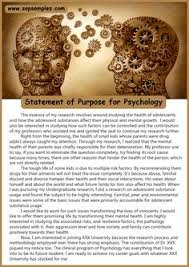 Purpose  Engineering and Mechanical engineering on Pinterest Psychology Statement of Purpose Example