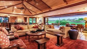 tropical living rooms: bright tropical living room design ideas
