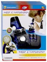 """""""<b>Набор для опытов</b> с микроскопом, 23 предмета (21351)"""" купить ..."""