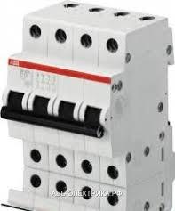 ABB SH203 <b>Автоматический выключатель 3P 20А</b> (B)