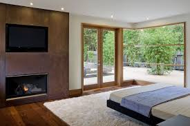 Small Gas Fireplaces For Bedrooms Warm Paint Accent Wall Colors Schemes Cozy Bedroom With Fireplace