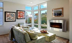 beautiful small living room with wood floors and gas fireplace beautiful living room small