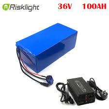 50A BMS 36V 20Ah Li-ion <b>Lithium Battery</b> Pack For <b>Electric Bike</b> ...