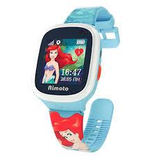 Детские умные часы с GPS <b>Aimoto</b> - «Ариэль» - <b>Кнопка Жизни</b>