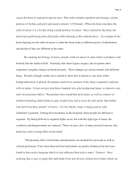 senior project research paper  classical periods