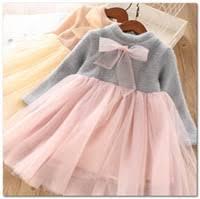 Kids <b>New Velvet</b> Dresses for Sale