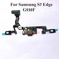 Original USB Charging Dock Port Flex cable For Samsung S7Edge ...