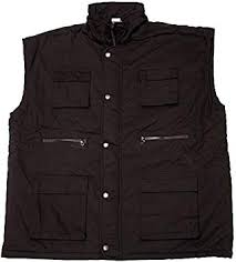 12XL Shop Big Men's <b>Vest</b> with Pockets <b>10XL</b>: Amazon.ca: Sports ...