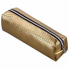 <b>Пенал</b> косметичка <b>BRAUBERG</b>, глянцевый, мягкий, <b>Celebrity Gold</b> ...