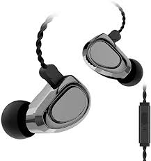 <b>KBEAR KB 06</b> In-Ear Monitor, Mini <b>Metal</b> Headphones with: Amazon ...