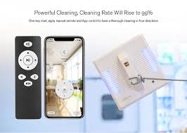 <b>Alfawise WS</b> - 1060 Automatic Smart Window Cleaning Robot ...