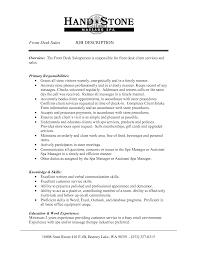 resume job description for hotel front desk   resume cover letter    resume job description for hotel front desk hotel front desk clerk resume sample best format front