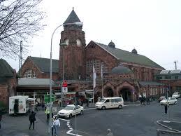 Gießen station