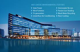 urban sustainability anz office melbourne