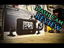 <b>Blueskysea DV688 Motorcycle</b> Dash Cam   Installation and Review ...