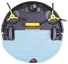 <b>Робот</b>-<b>пылесос PANDA X900</b> Wet Clean — купить по выгодной ...