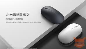 <b>Xiaomi Mi Wireless Mouse</b> 2 and <b>Wireless Mouse Lite</b> presented ...