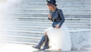 Кружевная макси юбка весной - Galant Girl — Блог о стиле и моде