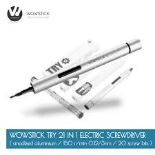 <b>WOWSTICK Try 21-in</b>-1 Precision Mini Handheld Cordless Electric ...