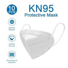 10PCS KN95 Mask Disposable Face Mask PM2.5 Filter ... - Vova