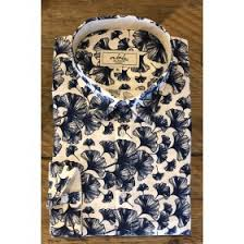 <b>Men's floral</b> shirt | ABH Collection JÁVEA