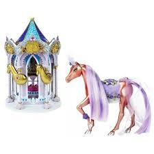 <b>Игровой набор Pony Royal</b> Карусель и пони принцесса Лаванда ...