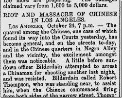 Image result for chinatown massacre los angeles
