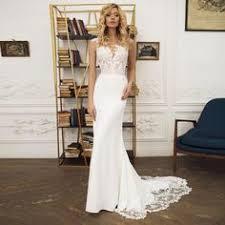 <b>Verngo Mermaid</b> Wedding Dress <b>Appliques</b> Lace Soft Satin ...
