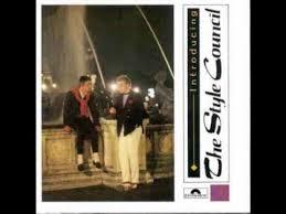 THE <b>STYLE COUNCIL</b>, The Paris Match, Paul Weller Vocal Version ...