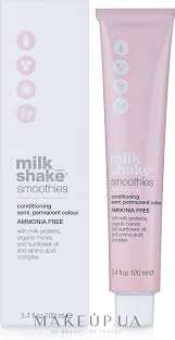 Milk Shake Smoothies <b>Semi Permanent</b> Color ...