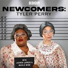 Newcomers: Tyler Perry, with Lauren Lapkus and Nicole Byer