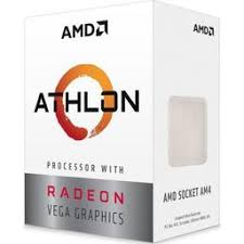 <b>AMD Athlon 200GE</b> 3.2 GHz Dual-Core Processor ...