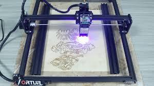 Gearbest Hungary - <b>ORTUR LU1-4 20W</b> Fixed Focus Laser Module ...