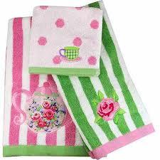 international foglio kitchen towel set