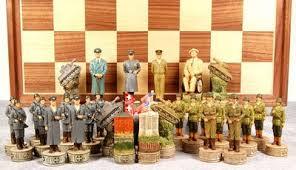 Resultado de imagen de el ajedrez de la guerra