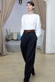 Модные <b>широкие</b> женские <b>брюки</b>-2019 и фото стильных ...