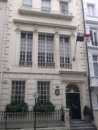 Image result for photos of Embassy of Panama in london