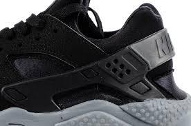 nike air huarache black grey 3 black grey nike air