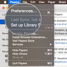 papers support mac