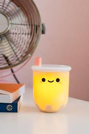 <b>Pearl Boba</b> Tea Ambient Light 🥤(Pre-Order)