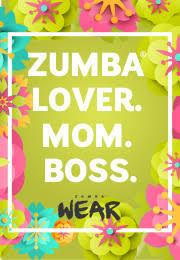 <b>Mom Boss</b> E-Gift Card | Zumba Fitness Shop