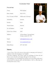 resume sample sous chef resume maker create professional resume sample sous chef chef de partie resume samples professional chef de partie cv example