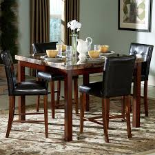 Marble Dining Room Sets Marble Dining Room Table Tan Dining Set Hanover Tan Aspen Creek