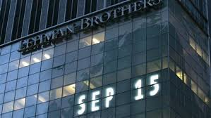 bush ended financial crisis before obama took office    three  file   sept   lehman brothers world headquarters is shown in new