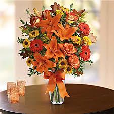 Burst of <b>Autumn Bouquet</b> - Teleflora