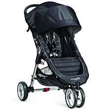 Baby Jogger City Mini Stroller In Black, Gray Frame ... - Amazon.com